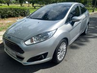 Pearl White Ford Fiesta 2016 for sale in Paranaque