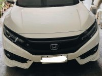 Pearl White Honda Civic 2016 for sale in Pasay