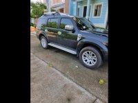 Selling Black Ford Everest 2013 in Dasmariñas