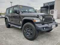 Grey Jeep Wrangler 2019 for sale in Pasig