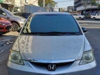 Silver Honda City 2004 for sale in Quezon
