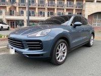 Selling Blue Porsche Cayenne 2019 in Manila