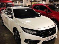 Pearl White Honda Civic 2018 for sale in Cainta