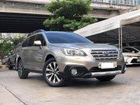 Brightsilver Subaru Outback 2016 for sale in Quezon