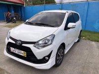 White Toyota Wigo 2020 for sale in Lapu Lapu