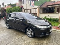Selling Black Honda City 2014 in Quezon