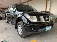 Black Nissan Frontier Navara 2008 for sale in Pasig