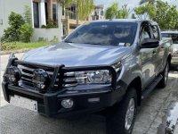 Brightsilver Toyota Hilux 2019 for sale in San Fernando