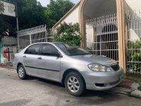 Selling Brightsilver Toyota Altis 2006 in Manila
