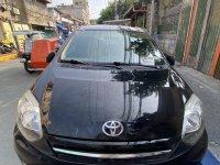Selling Black Toyota Wigo 2016 in San Juan