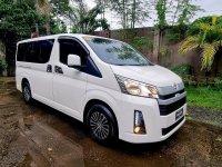Selling White Toyota Hiace 2020 in Malabon