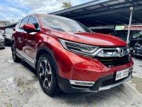Red Honda CR-V 2018 for sale in Las Piñas