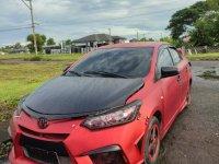 Red Toyota Vios 2014 for sale in Peñaranda