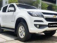 Selling White Chevrolet Trailblazer 2019 in Parañaque
