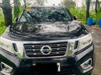 Selling Black Nissan Navara 2019 in Pateros