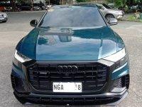 Selling Blue Audi Q8 2020 in Pateros