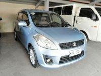 Blue Suzuki Ertiga 2015 for sale in Makati