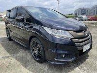 Selling Blue Honda Odyssey 2015 in Pasig