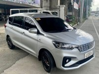 Selling Brightsilver Suzuki Ertiga 2020 in Marikina
