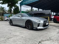 Brightsilver Nissan GT-R 2017 for sale in Pasig
