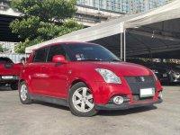 Red Suzuki Swift 2009 for sale in Makati