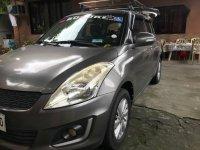 Silver Suzuki Swift 2011 for sale in Quezon