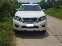 Selling White Nissan Navara 2015 in Quezon City