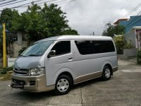 Silver Toyota Hiace 2021 for sale in Manual