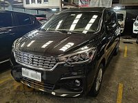 Selling Black Suzuki Ertiga 2019 in Quezon