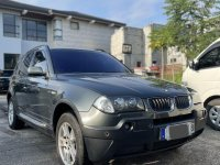 Selling Grey BMW X3 2004 in Antipolo