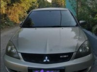 Selling Brightsilver Mitsubishi Lancer 2008 in Rizal