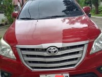 Sell 2016 Toyota Innova in Pateros