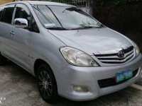 Silver Toyota Innova 2010 for sale in Caloocan