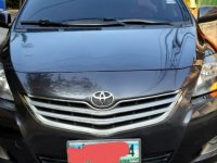 Grey Toyota Vios 2013 for sale in Manual