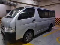 Sell Silver 2016 Toyota Hiace in Taguig