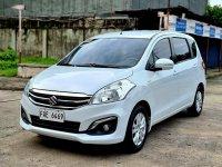 White Suzuki Ertiga 2019 for sale in Automatic