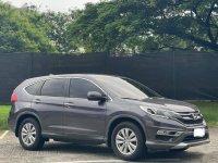 Sell Grey 2017 Honda Cr-V in Las Piñas