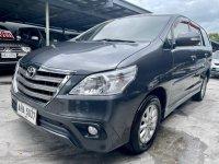 Sell Grey 2015 Toyota Innova in Las Piñas