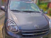 Sell Grey 2016 Toyota Wigo in Rizal