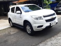 Selling White Chevrolet Trailblazer 2014 in Quezon