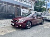 Selling Purple Honda Civic 2015 in Cainta