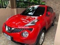 Selling Red Nissan Juke 2016 in Marikina