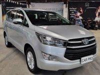 Brightsilver Toyota Innova 2016 for sale in San Fernando