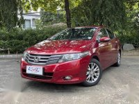 Selling Red Honda City 2010 in Quezon