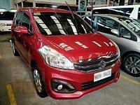 Sell Red 2019 Suzuki Ertiga in Quezon City