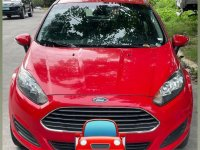 Red Ford Fiesta 2014 for sale in Parañaque