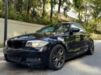 Black BMW 120D 2013 for sale in Automatic