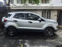 Silver Ford Ecosport 2014 for sale in Pasig