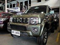 Green Suzuki Jimny 2016 for sale in Quezon