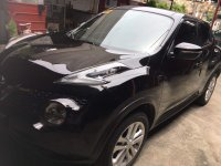 Black Nissan Juke 2016 for sale in Automatic